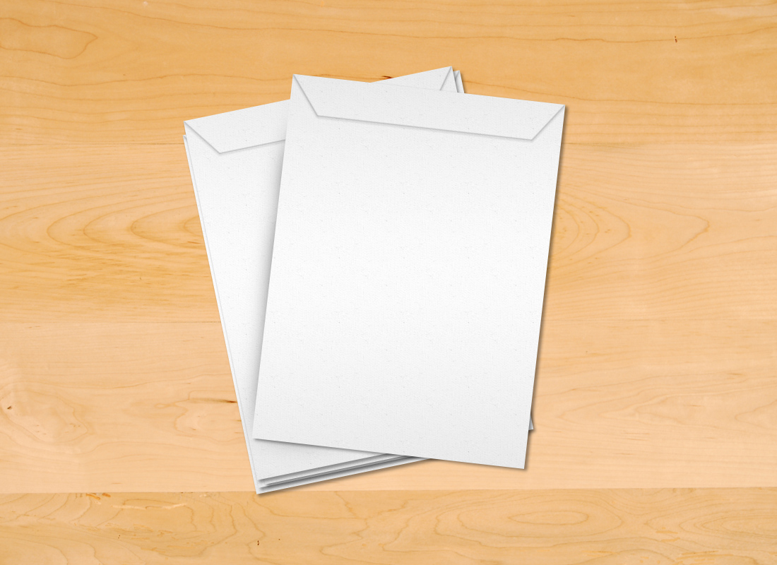 Large Envelopes