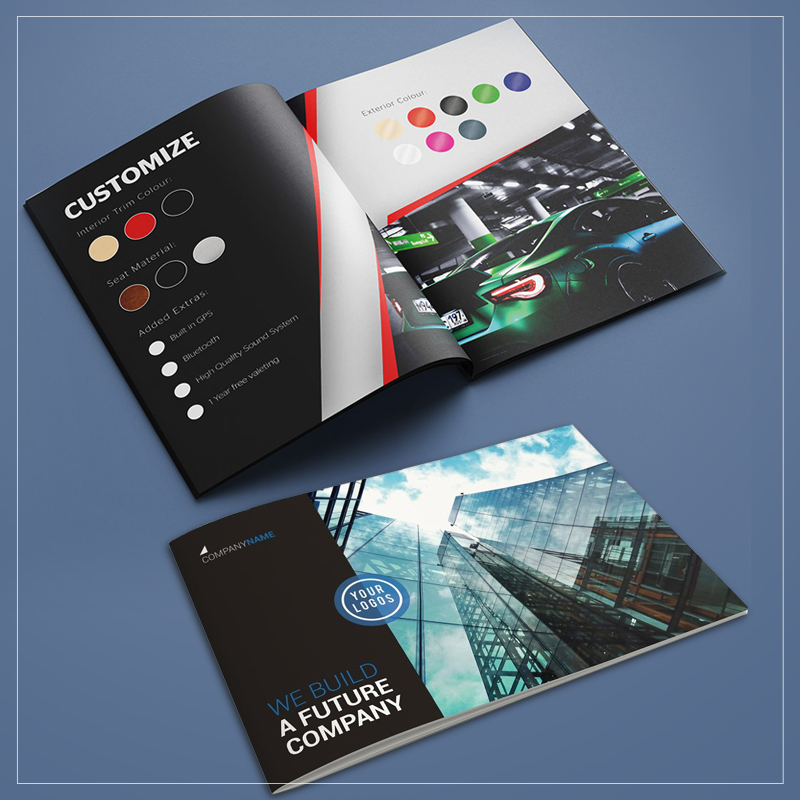 Short Run Booklets