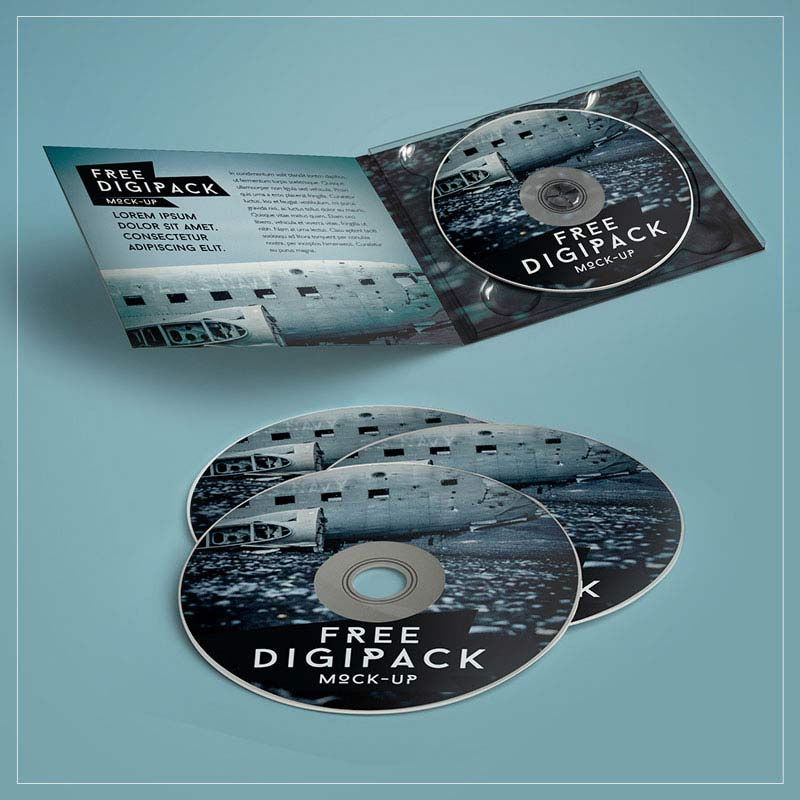 CD and DVD Covers