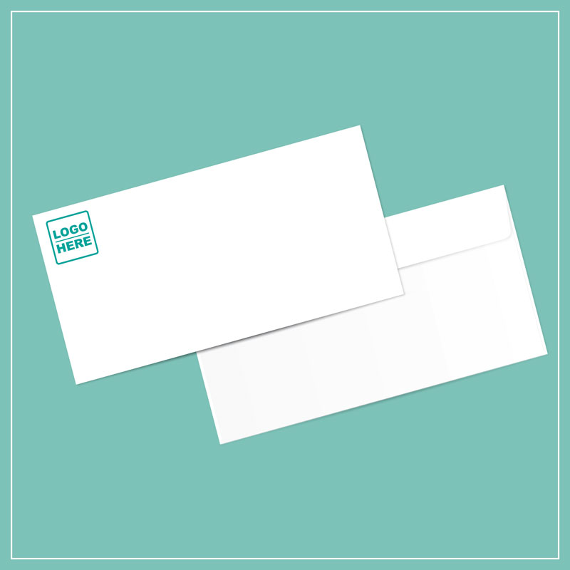4 Color Envelopes