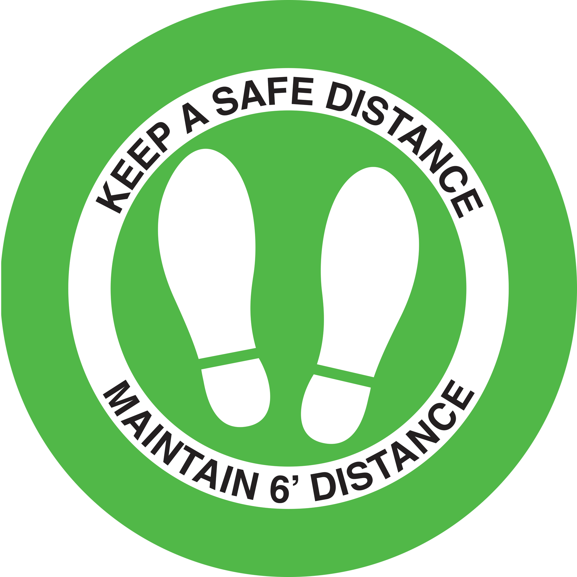 Keep Safe Green